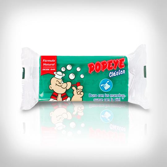 Jabón Popeye Clásico