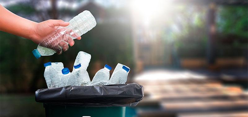 El reciclaje es importantísimo para el medio ambiente