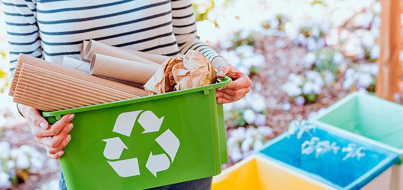 Existen pasos para lograr buen reciclaje