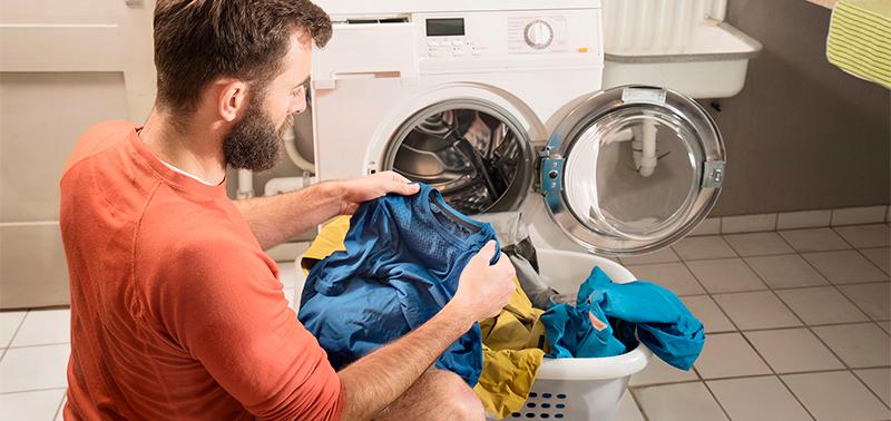 En medio del coronavirus la ropa debe limpiarse bien