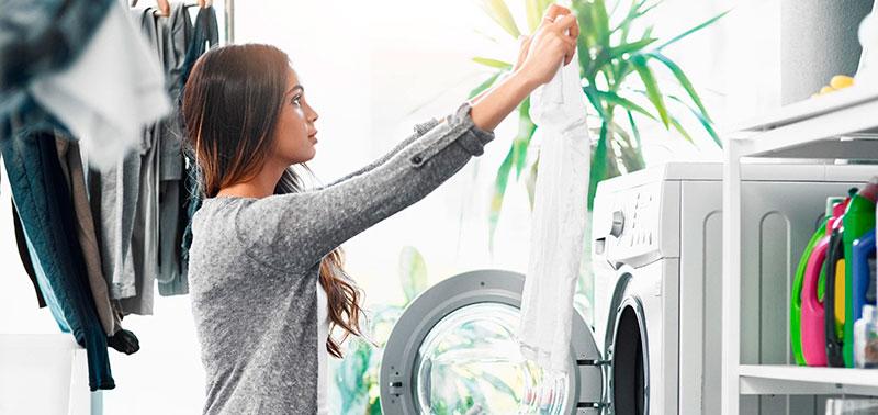Todos los textiles se lavan distinto