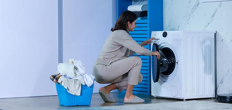 La lavadora es indispensable en casa