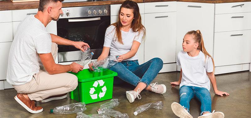 La sustentabilidad se debe aplicar en casa